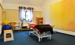 Behandlungsraum-gelb