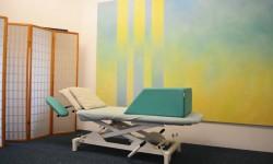 Praxis-Hornstein-Behandlungsliege